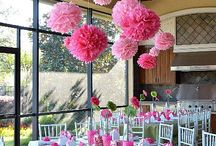 Party Decor / by Megan Astor
