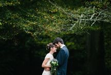My wedding photography / A selection of my favourite wedding photographs that I have taken