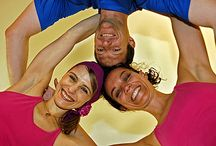 Yoga Warrior Teachers / What you'll discover from the Yoga teachers' classes is that the yoga teachers are all completely different, having trodden diverse life paths, walked varying yoga paths and this shines through in their yoga teaching.