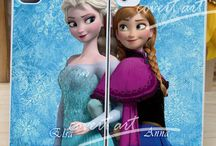 Frozen / I did this because my sister ❤️ Frozen! / by Grace Penhollow