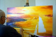 Art Videos Daily / Every day I post great Art Instruction Videos at http://www.ArtVideosDaily.com for those looking to learn to paint