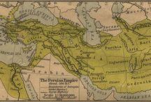 Ancient Persia (~ 500 BC)