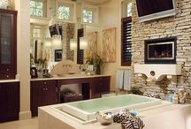 Bathrooms / Visit www.ArthurRutenbergHomes.com and Discover the elegance, craftsmanship and lasting value expressed in every home we build, with one of our franchised homebuilders throughout Florida, Georgia, North Carolina, Ohio, South Carolina and Tennessee.  / by Arthur Rutenberg Homes