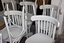 Aging furniture by Vergés