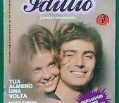 Fotoromanzi - Lancio - Franco Gasparri -  Caludia Rivelli - Erika........