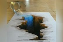 3d drawing&painting