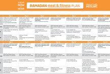 Ramadan diet