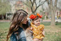 Moms to be / Futuras mamás / Embarazadas con mucho estilo. Moda premamá