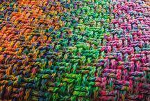 Blankets box weave