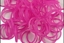 Ideas for My kids loom bands