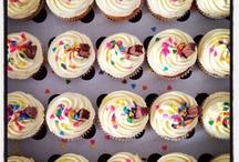 Bouqcake cupcakes