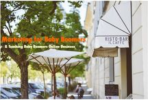 Marketing for Baby Boomers / Teaching Baby Boomers how to Setup, Run and Market an Online Business.