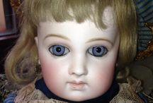 early jumeau / dolls