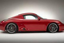Porsche  / by Kit Laird