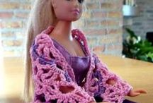 crochet - for dolls