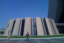 Fermilab in Batavia, Illinois USA