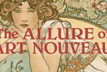 The Allure of Art Nouveau: 1890–1914