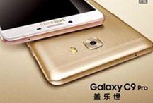 گوشی میان رده Galaxy C9 Pro سامسونگ با سلفی ۱۶ مگاپیکسلی