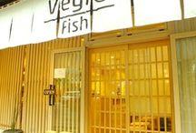 有機野菜と蝦夷あわびのお店 Vegi&fish / 東京都港区虎ノ門3丁目8-21