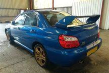 Subaru wrx limited 300