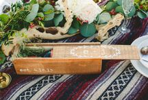 Rustic Beach Wedding Inspiration / Inspiration and decor ideas for a Rustic Beach style wedding.