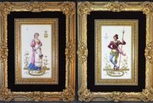 FEB 21ST, 2016 AUCTION: CRUISING THE WORLD- OBJECTS FROM EVERY PORT / A multi estate auction of superior collected objects from around the world, highlighting European Painted Porcelains, Japanese Woodblock Prints, Jewelry and Fine Works of Art.