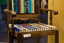 Book themed Furniture