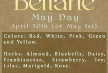 Holidays: May day/Beltane