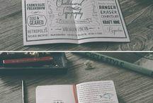 Notebook | Mock-up