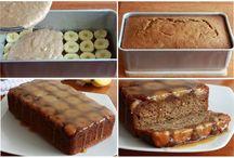 Caramel ban loaf