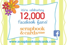 Contests / by Scrapbook & Cards Today