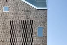 BRICK / #ARCHITECTURE #BRICK #DESIGN