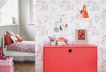Girls room / by Bethany Smith