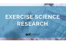 Research Corner / Check into the Resouce Corner section of the GX Library and learn about the latest research and education going on in the field of exercise and sports science.