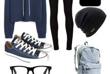 School College Outfits