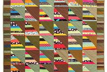 patchwork: scraps and strings quilts