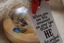 Christmas Crafts & Gift Ideas / by Shanté Hamm