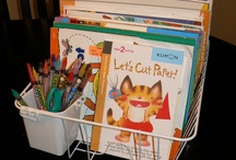 Children's Organization / Organization ideas for children and their parents by Forte Organizers.