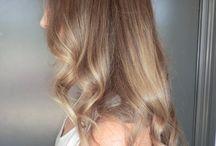 colores de cabello / by Alondra Gabriel