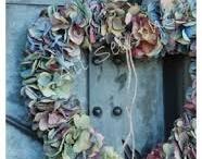 Kransen/wreath / Mooie natuurlijke kransen / by Aline Westerhof