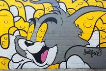 pop art street art