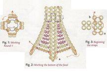 Beadweaving - Herrigbone