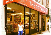 Favorite Quilt Shops / by Marie Bostwick