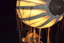 lys / lamper ,-staker, lys