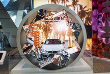 BMW Welt - Ausstellung 2er Cabriolet