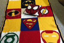 blanket superhero