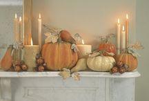 It's All Fall / Fall decorating ideas