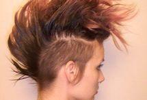 Hair (short)