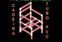 móveis PVC