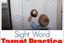 sight words / by Jamie Bashore-Watts